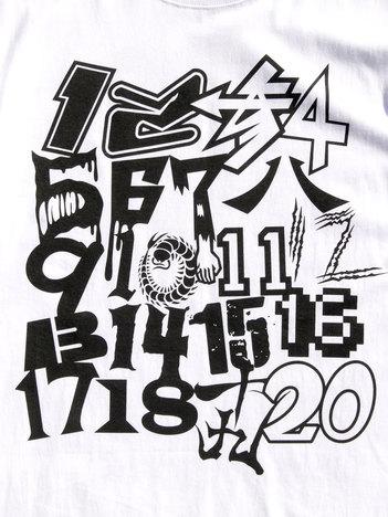 【PUNK DRUNKERS】思い出TEE(1st - 20th ver.)