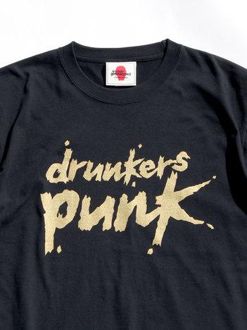 【PUNK DRUNKERS】drunkers punk.TEE(復刻シリーズ)