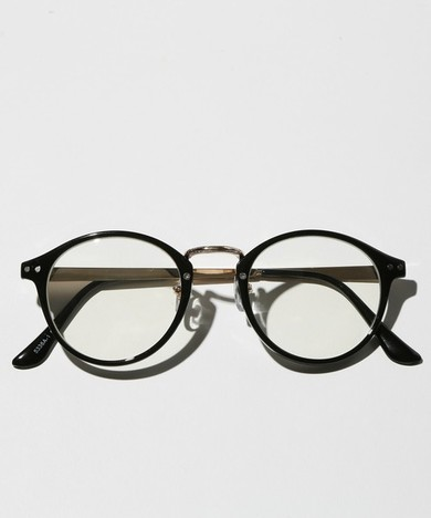 【PROJECT SR'ES】BOSTON GLASSES