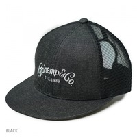 """【GO HEMP】""""gohemp&Co"""" MESH CAP"""