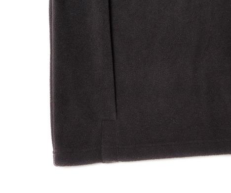 【SAY】FLEECE 4-TUCK CUTSEW (BLACK)
