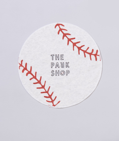 【THE PARK SHOP】 BASEBALL MINI TOWEL