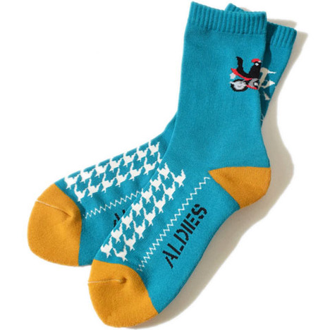 【ALDIES】Night Angel Sox