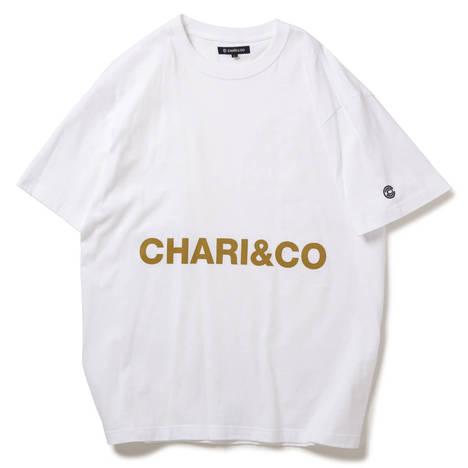 【CHARI&CO】BIG BOLD LOGO TEE