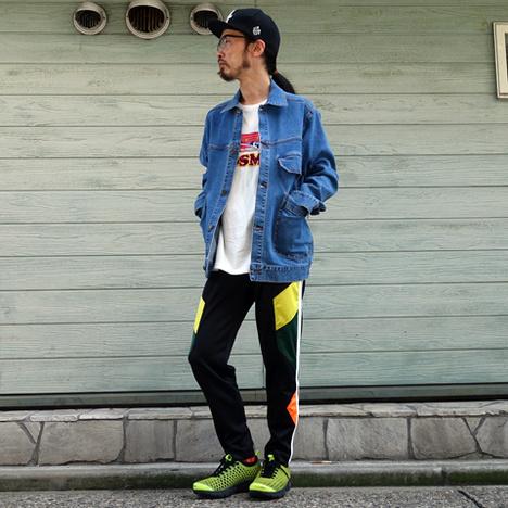 【ALDIES】Kagero Jersey PT