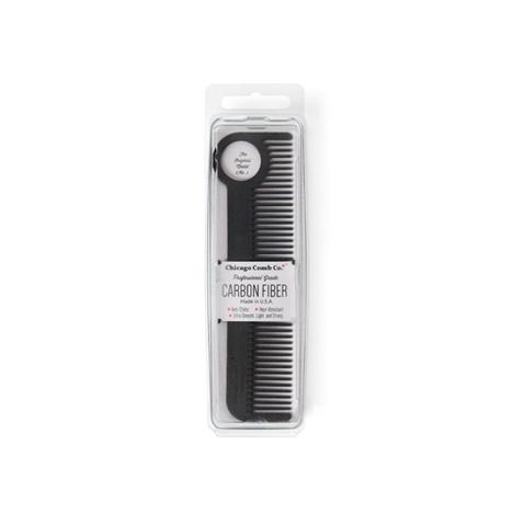 【Chicago comb】Model No.1 carbon fiber