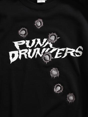 【PUNK DRUNKERSx北斗の拳】胸に七つの傷トレーナー