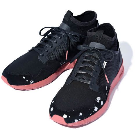 【CHARI&CO】x LE COQ SPORTIF 18 TEAM SHOES