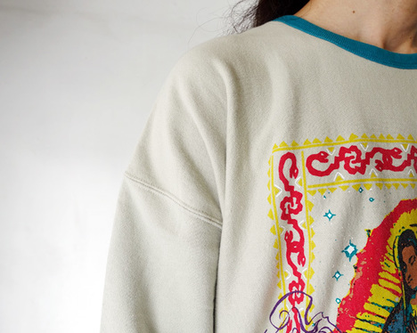 【ALDIES】Madonna Big Sweat
