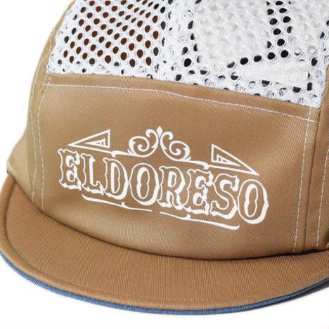 【ELDORESO】Sign Jet Cap