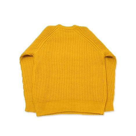 【MACOBER】ワッフルセーター