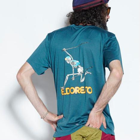 【ELDORESO】Jump! Born Runman T(Green)