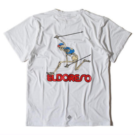 【ELDORESO】Jump! Born Runman T(White)
