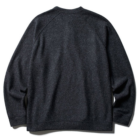 【SALE30%OFF★CLUCT】HENRYNECK KNIT SEW