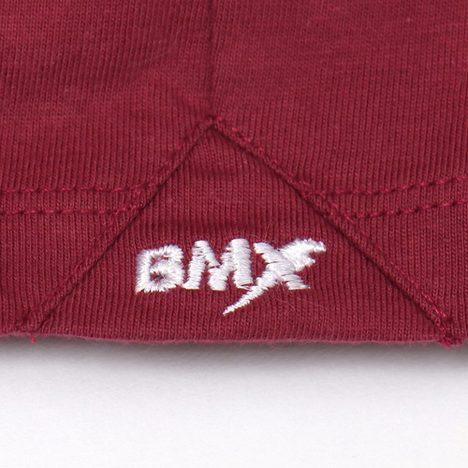 【O.K.】BMX L/S TEE(手刺繍)