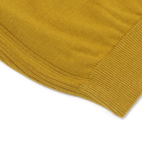 【O.K.】CUPBOARD KNIT(MUSTARD)