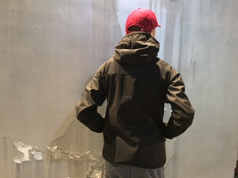 【PROJECT SR'ES×HARLEM BLUES】別注DESIGNED MOUNTAIN JACKET