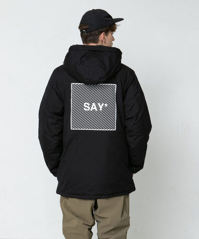 【SAY】MILITARY FIBER-DOWN JKT
