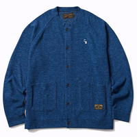 【CLUCT】KNIT SEW CARDIGAN