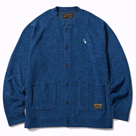 【SALE30%OFF★CLUCT】KNIT SEW CARDIGAN