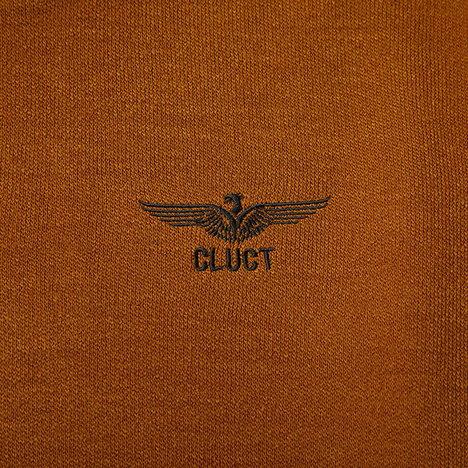 【CLUCT】BARUFY KNIT SEW