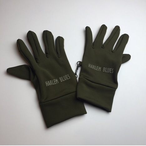 【HARLEM BLUES】SMART GLOVE