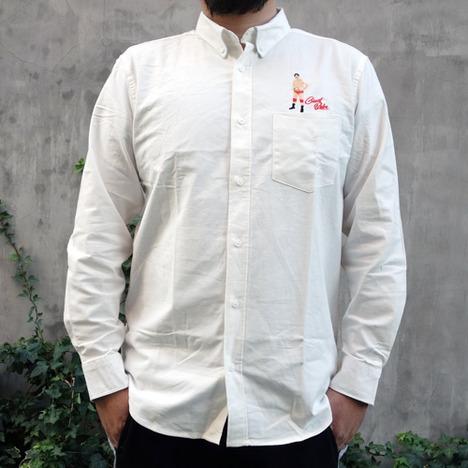 【HAOMING】ジャイアント馬場 OX shirt