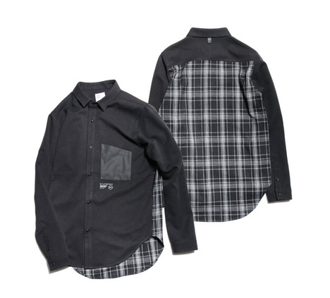 【SALE30%OFF★quolt】INVOLVE SHIRTS