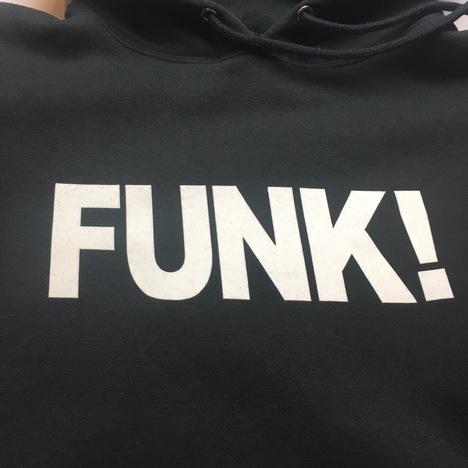 【NO TARGET ORIGINAL】FUNK PARKA