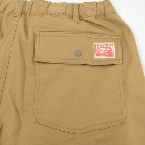 【 HINSON 】180°S BAKER PANTS STRETCH COOL MAX FABRIC