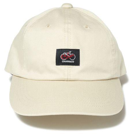 【CHARI&CO】CYCLE LOGO POLO CAP