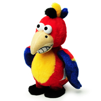 【WOODY O'TIME  】WALKING MIME FRIENDS PARROT