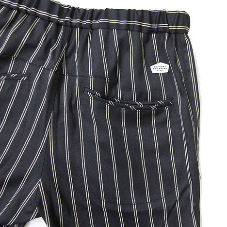 【quolt】GENERAL-STRIPE PANTS