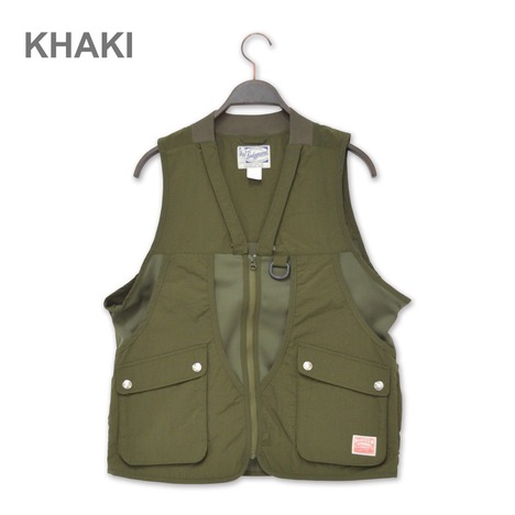 【 HINSON 】TRAIL VEST WATER REPELLENT