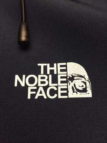 【NO TARGET ORIGINAL】THE NOBLE FACE MT JKT