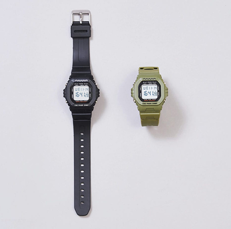 【THE PARK SHOP】 TECHBOY WATCH