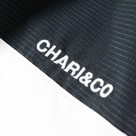 【CHARI&CO】USA MOTO L/S TEE Ⅱ