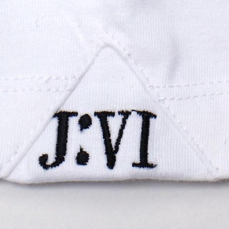 【O.K.】AJ6 TEE(手刺繍)