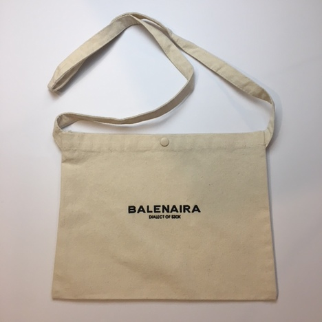 【HARLEM BLUES】BALENAIRA SACOCHE