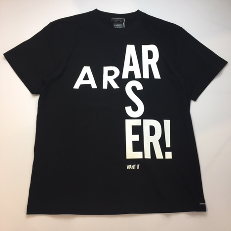 【OVER THE STRIPES】AR/AR T