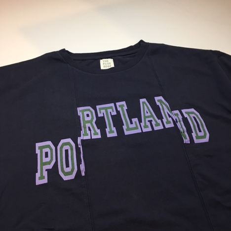 【THE PARK SHOP】BROKEN PORTLAND TEE