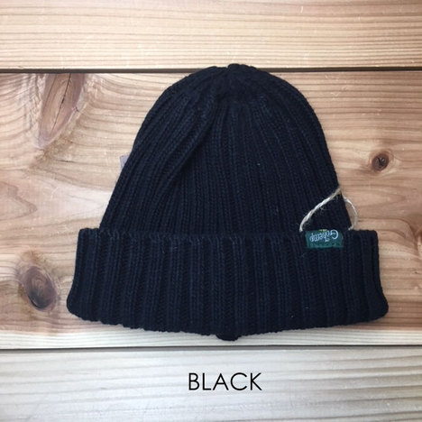 【GO HEMP】RIB WATCH CAP
