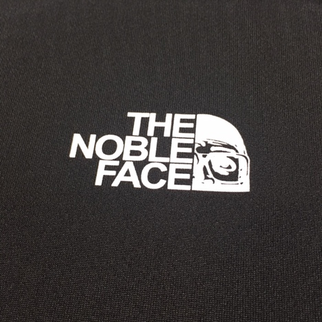 【NO TARGET ORIGINAL】THE NOBLE FACE DRY TEE