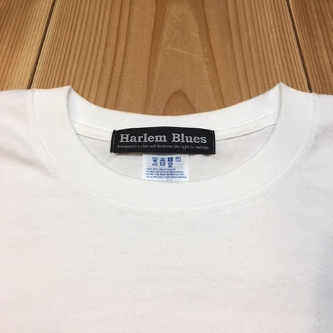【HARLEM BLUES】SupreCORDS S/S TEE