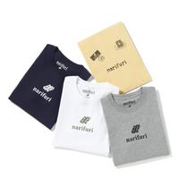 【narifuri】ヘビーコットン スーベニアTシャツ(3P)