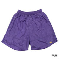 【O.K.】NYLON SWITCHING WIDE SHORTS