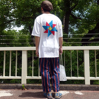 【ALDIES】Pinwheel Big T
