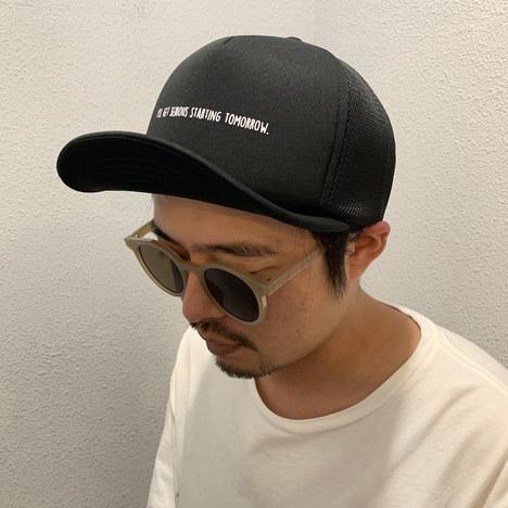 【HARLEM BLUES】CONVENIENT LIE CAP