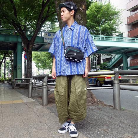 【ALDIES】Plant Wide Shirt
