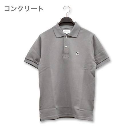 【SONTAKU】黒柴犬ポロシャツ